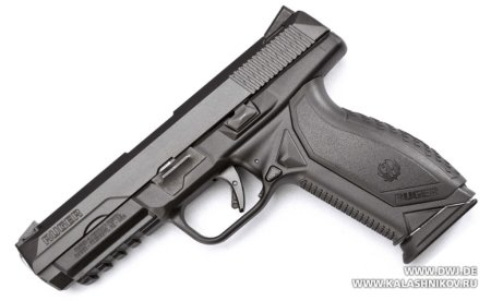 Ruger American, 45 ACP
