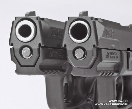 Ruger American, ствол