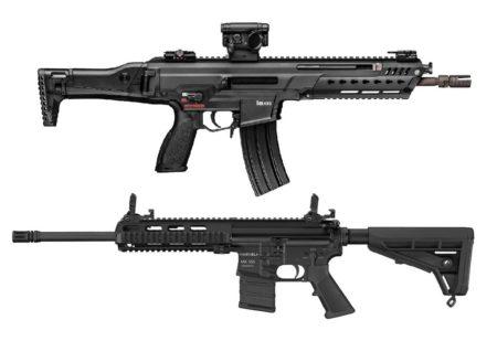 HK433, Haenel MK556