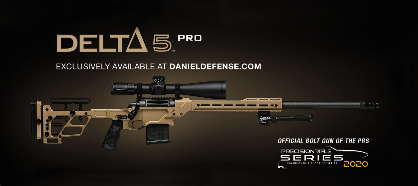 Daniel Defense Delta 5 Pro