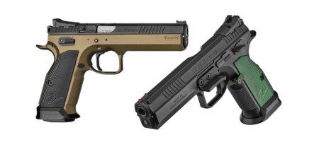 CZ TS 2, пистолет