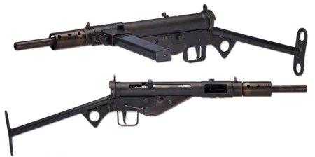 Пистолет-пулемёт Sten MkII