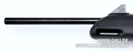МР-161К, ствол, мушка