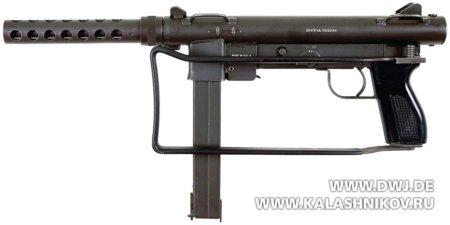Submachine gun S&W 76 (m/45)