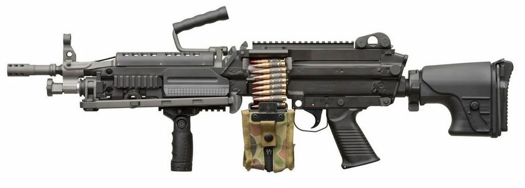 М249 FN Minimi Para