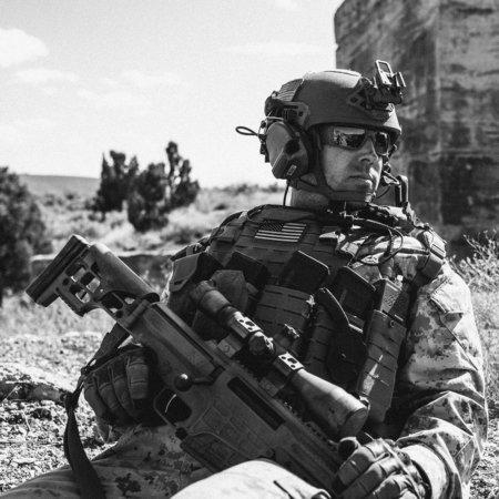 Barrett MK22 USSOCOM