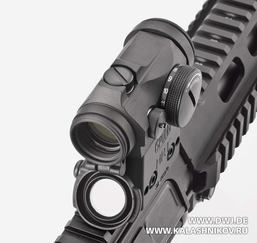 Haenel CR223 Security, Aimpoint Micro T2