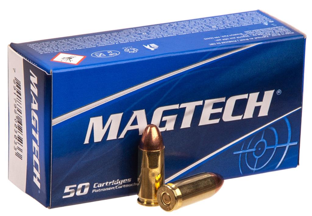 9х21, патрон, magtech