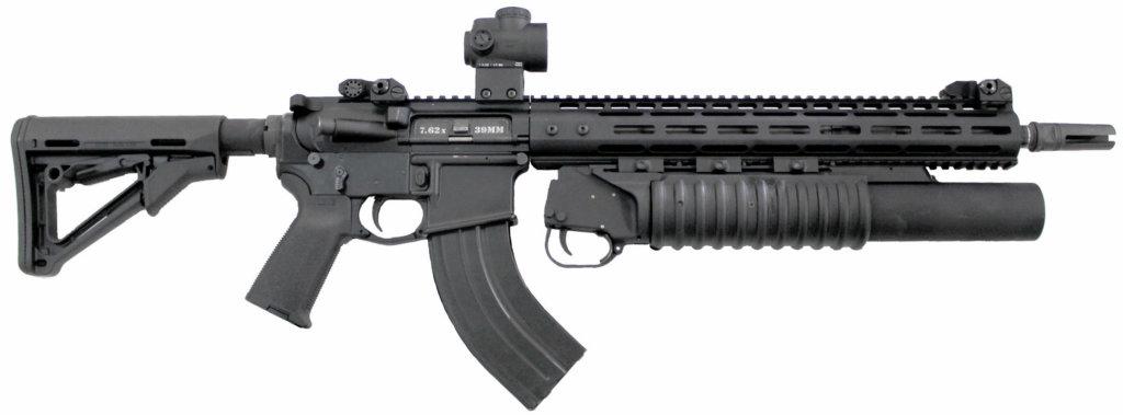 AR-15, Украина, M4-WAC-47