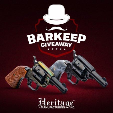 Heritage Barkeep .22