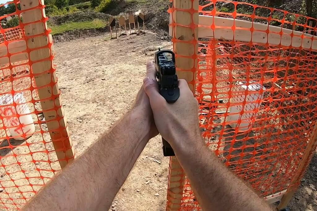 USPSA Carry Optics