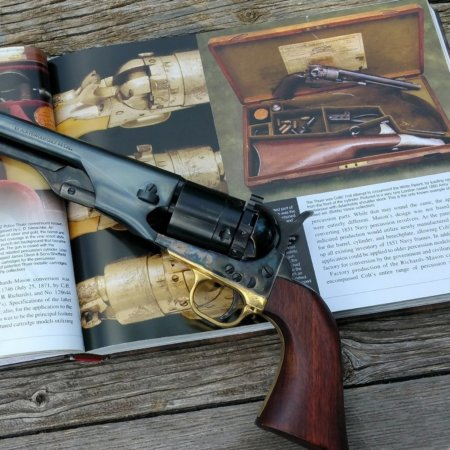 Colt 1851 Navy Thuer Conversion