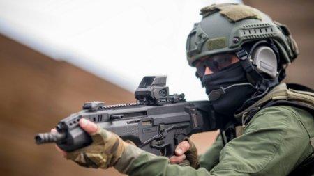 Mepro O2, винтовка, meprolight