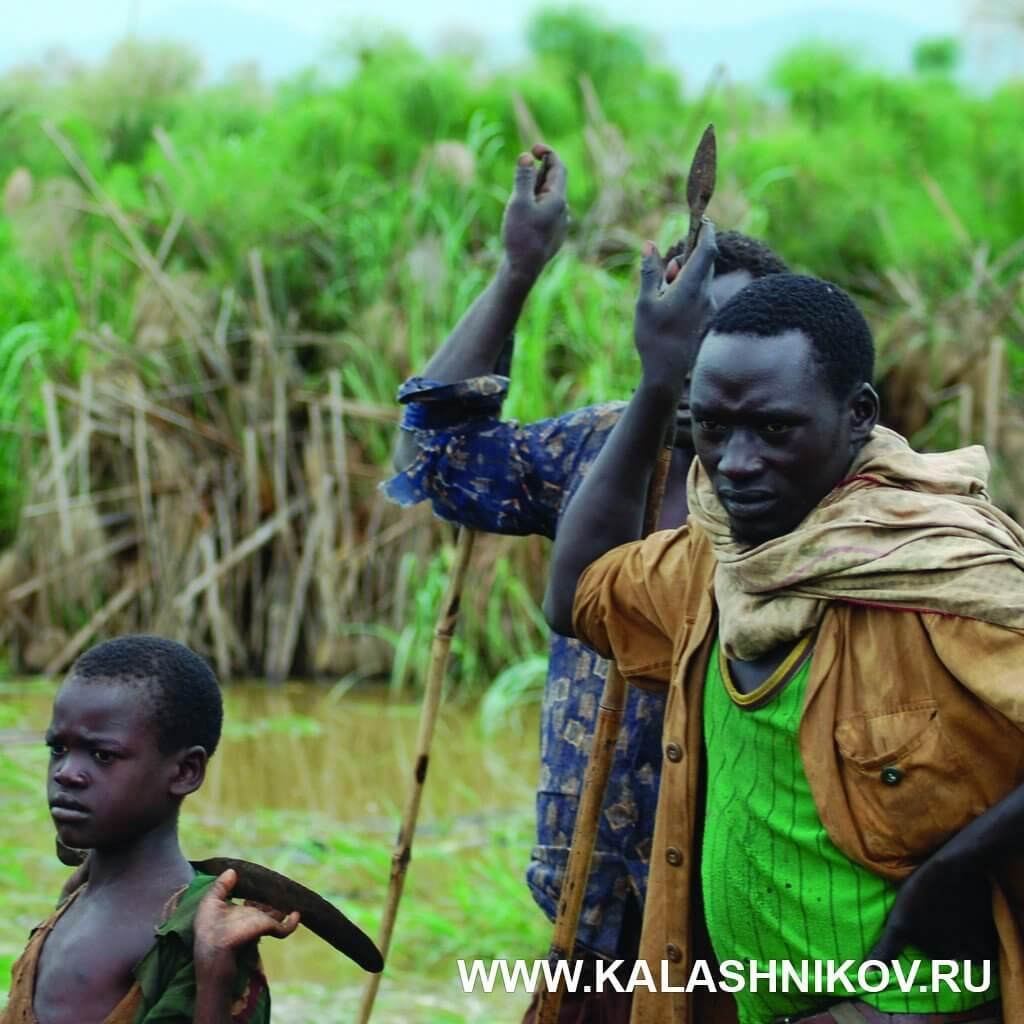 охота, эфиопия, Spoerts Afield