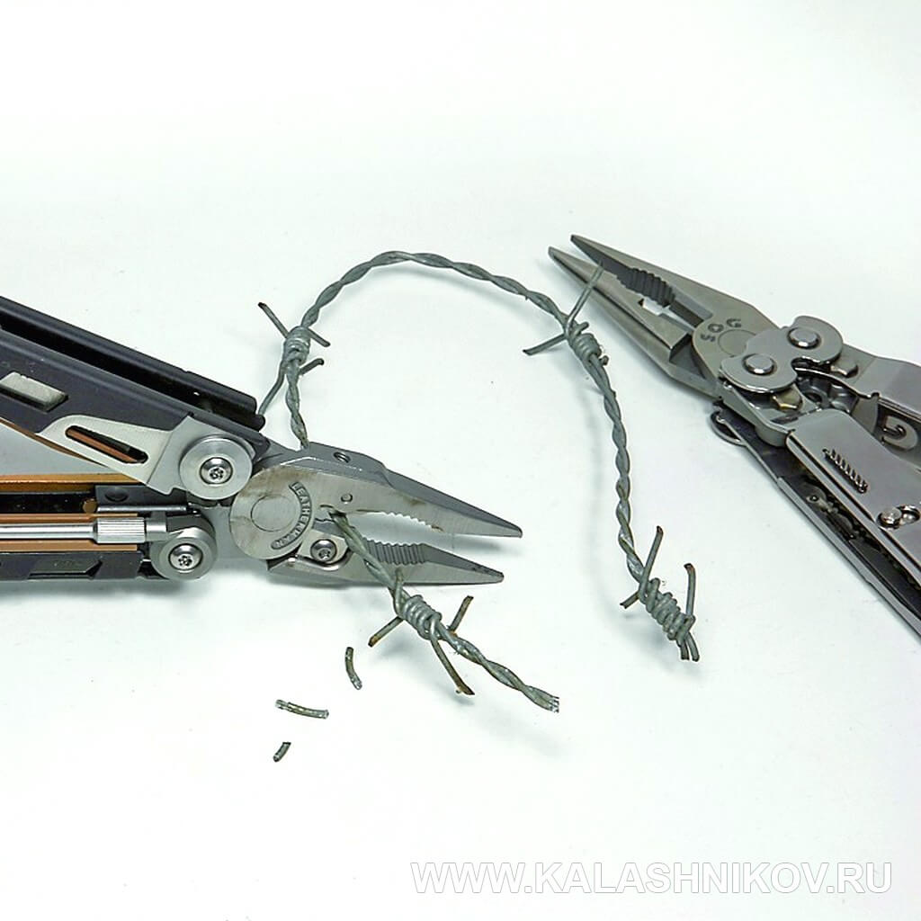 мультитул, Leatherman MUT, SOG Power Assist