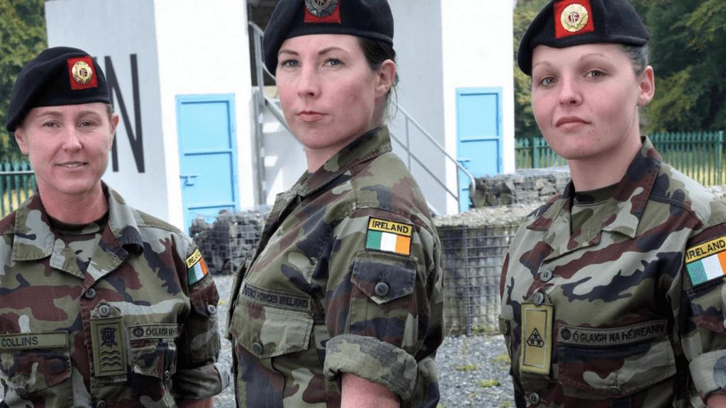 Силы обороны Ирландии