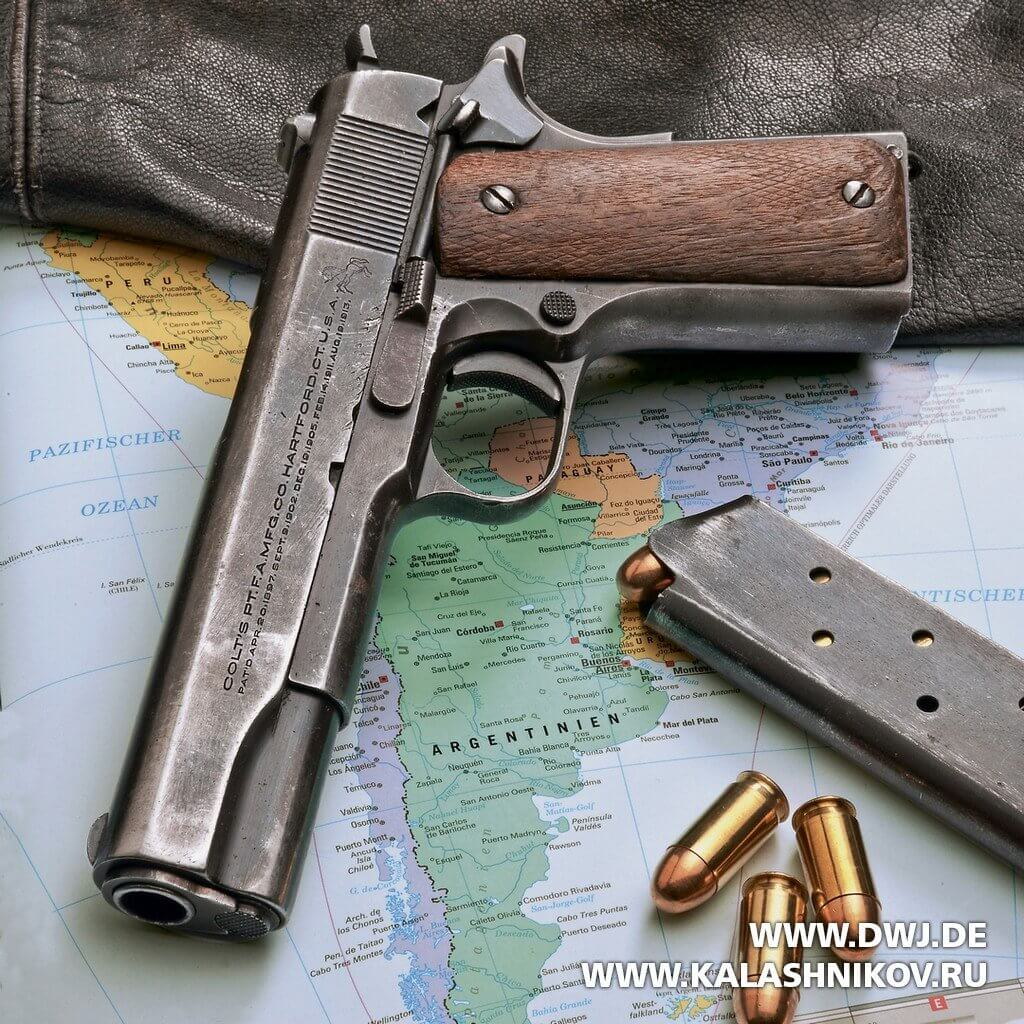 Colt M1927
