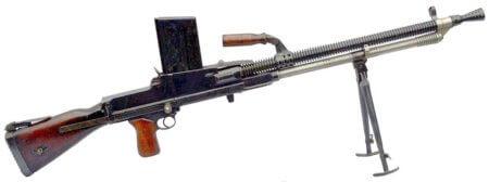 ZB-26, пулемёт