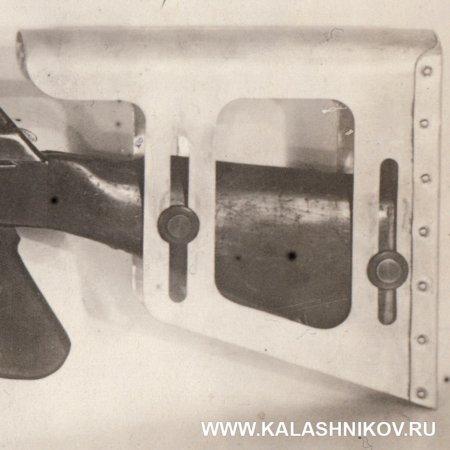 автомат калашникова, испытания оружия