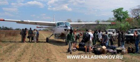 сафари, охота в Африке