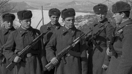 автомат Калашникова, АКМ, Советская армия