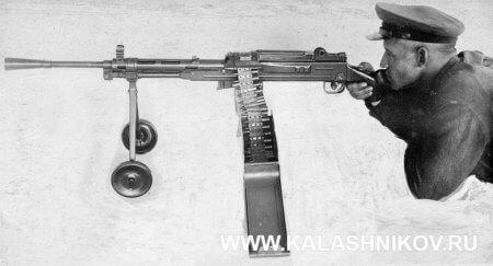 пулемёт ГВГ