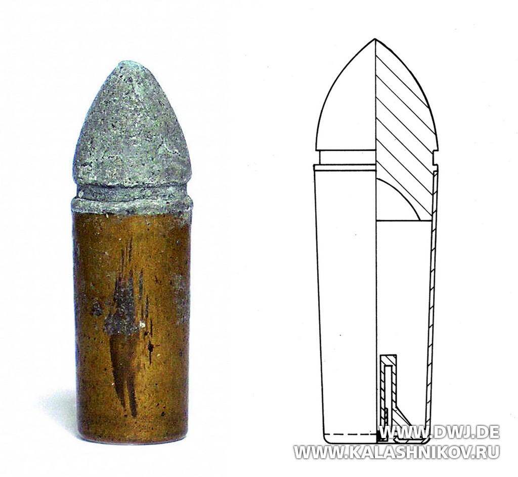 патрон Тюра, Colt 1851 Navy Thuer Conversion
