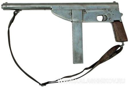 Страпоч, Strąpoć, Strapoch, пистолет-пулемёт