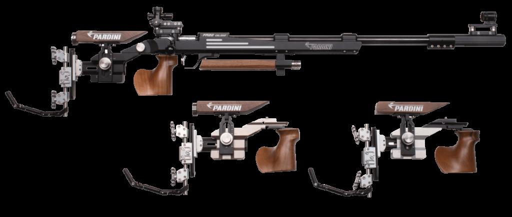 Pardini FR22, малокалиберная винтовка