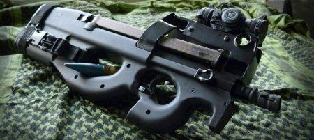 5,7×28, FN P90