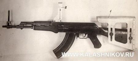 АК-47, история, испытания
