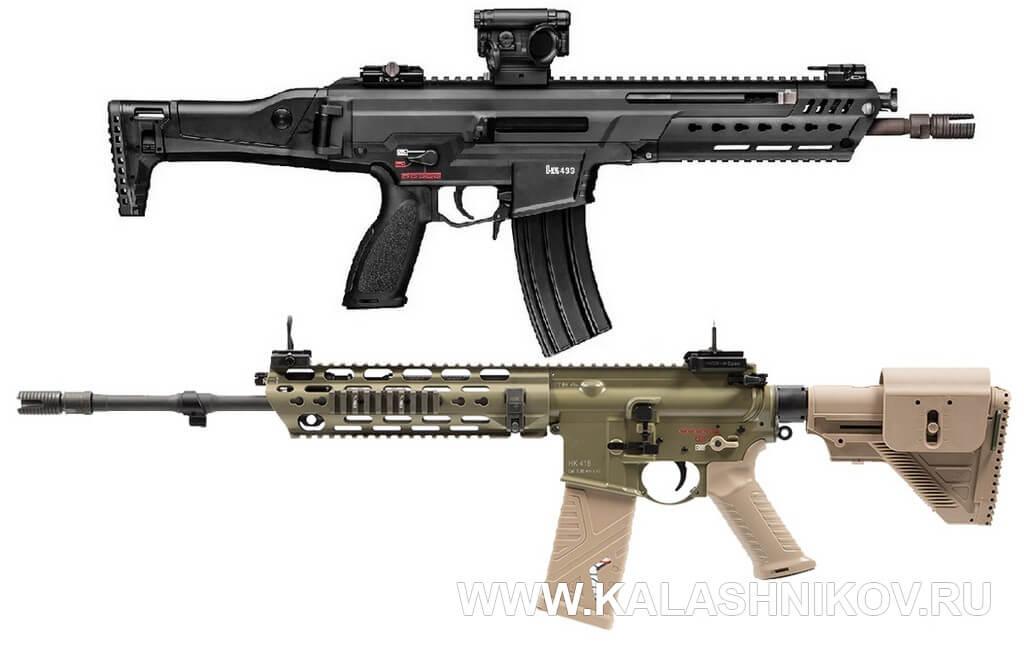 Hk 433, HK 416