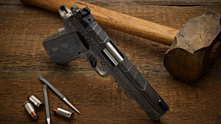 Cabot Guns, Relic Damascus