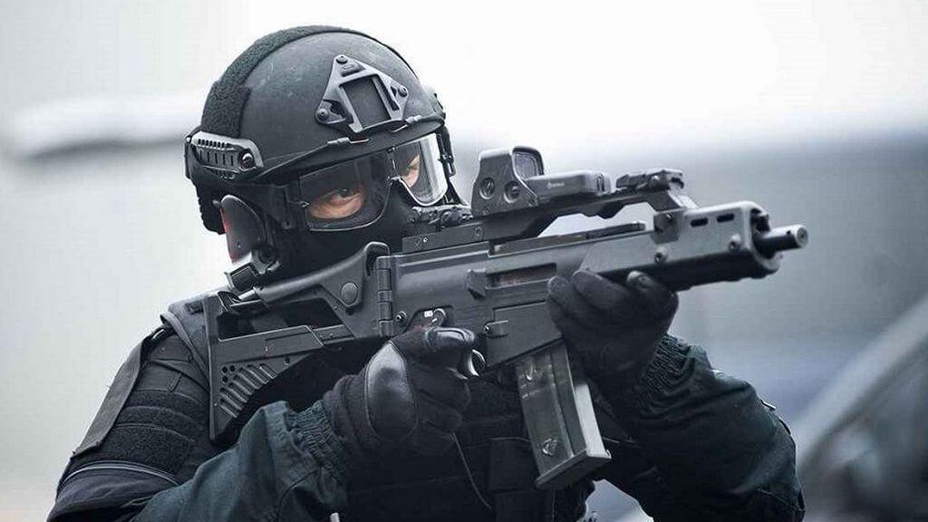 HK G36