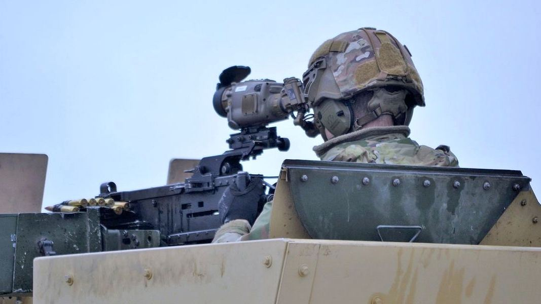FWS-CS, BAE Systems, M2 HB