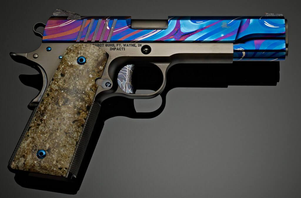 Cabot Guns Impact ONE