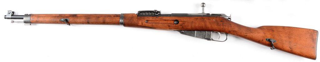 Sako M28, винтовка Мосина