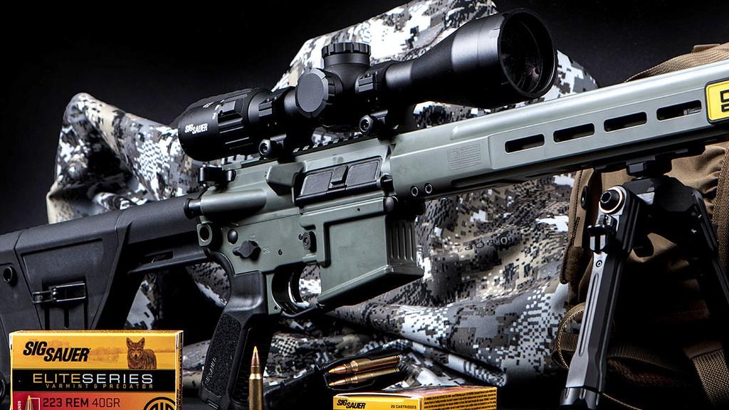 Sig Sauer M400 Tread Predator