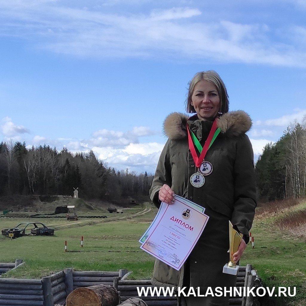 F-class, Юлия Деркачёва