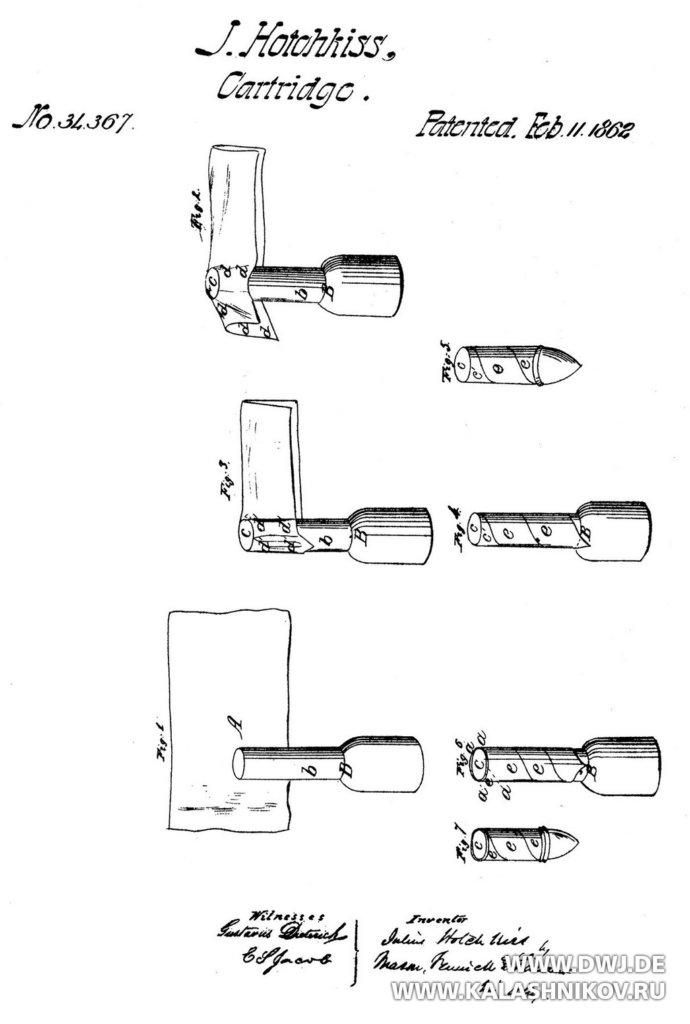 Skin ammo, Julius Hotchkiss