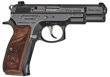 CZ 75 Tobruk