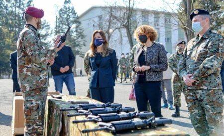 М4, македония, НАТО
