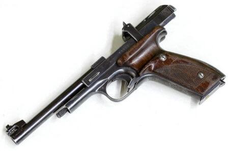 МЦМ, пистолет марголина