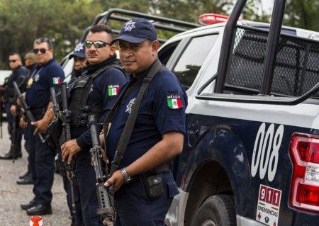 Мексика, полиция