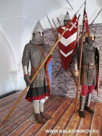Воин и святой, выставка, ВИМАИВиВС