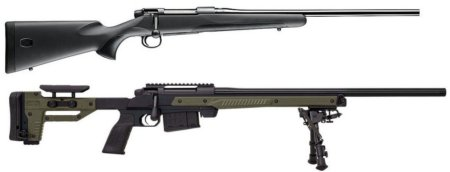 Mauser M18 Long Range Chassis