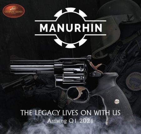 Manurhin MR73