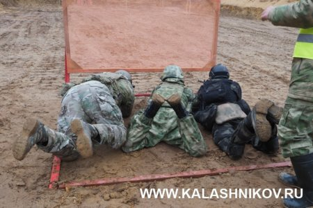 Кубок губернатора Псковской области по тактической стрельбе