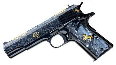 Davidson's Samuel Colt Limited Edition 1911 Pistol