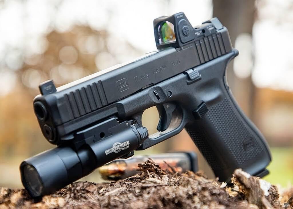 Glock 17 G5 MOS